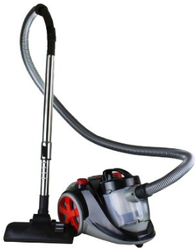 Ovente St2000 Cyclonic Canister Vacuum Canister Vacuums
