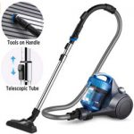 Best Eureka Canister Vacuum Cleaners – Bagged & Bagless