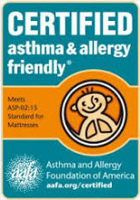 certified asthma allergy friendly
