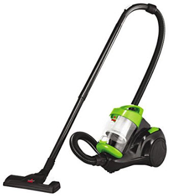 Bissell Zing Bagless Canister Vacuum, 2156A