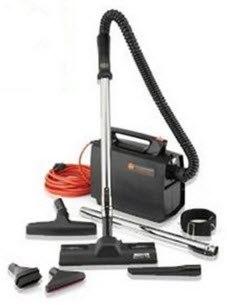 Hoover CH30000 PortaPower Commercial Canister Vacuum