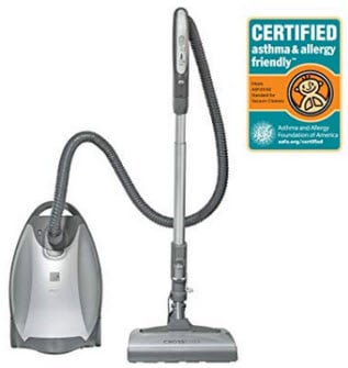 Kenmore 21814 Elite Pet & Allergy Friendly CrossOver Canister Vacuum