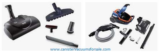 canister vacuum accessories