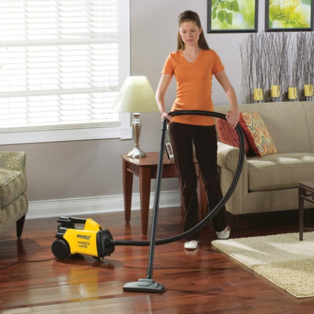 get a canister vacuum cleaner