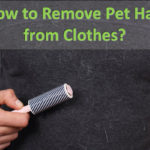How to Remove Pet Hair from Clothes with 5 Easy Ways?