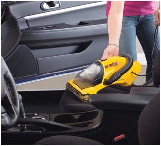 Tips to vacuum car