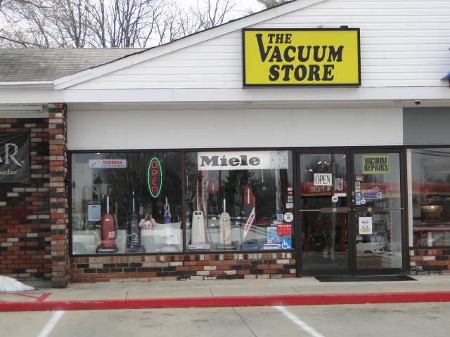 vacuum stores near me