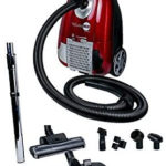 Atrix AHC-1 Turbo Red Canister Vacuum Review