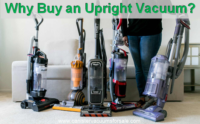 Why Buy an Upright Vacuum