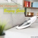 The Top Handheld Vacuum Cleaners and Buying Guide