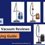Kenmore Canister Vacuum – Cleaners You Can Truly Count On!