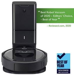 1. iRobot Roomba i7+ (7550)