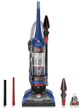 Hoover WindTunnel 2 Rewind Bagless Upright Vacuum, UH71250