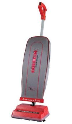 Oreck Commercial Upright Vacuum, U2000R-1