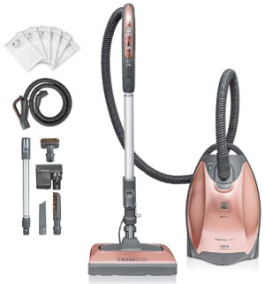 Kenmore BC7005 Pet Friendly Bagged Canister Vacuum