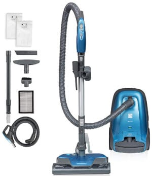 Kenmore BC3005 Pet-friendly Bagged Canister Vacuum