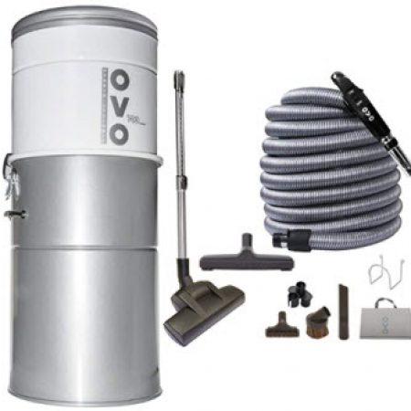OVO Heavy Duty Powerful Central Vacuum System